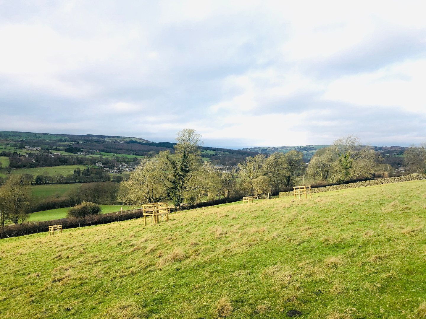 Nidderdale views