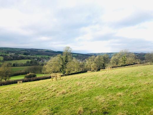 Nidderdale views