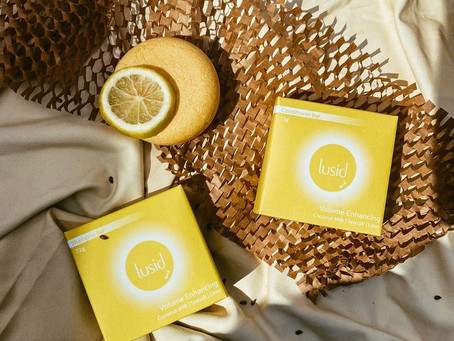 Five reasons to switch to Shampoo and Conditioner Bars