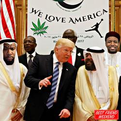 We Love America Cover