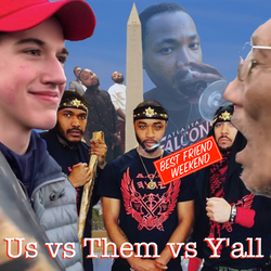 Us vs Them vs Y'all Cover
