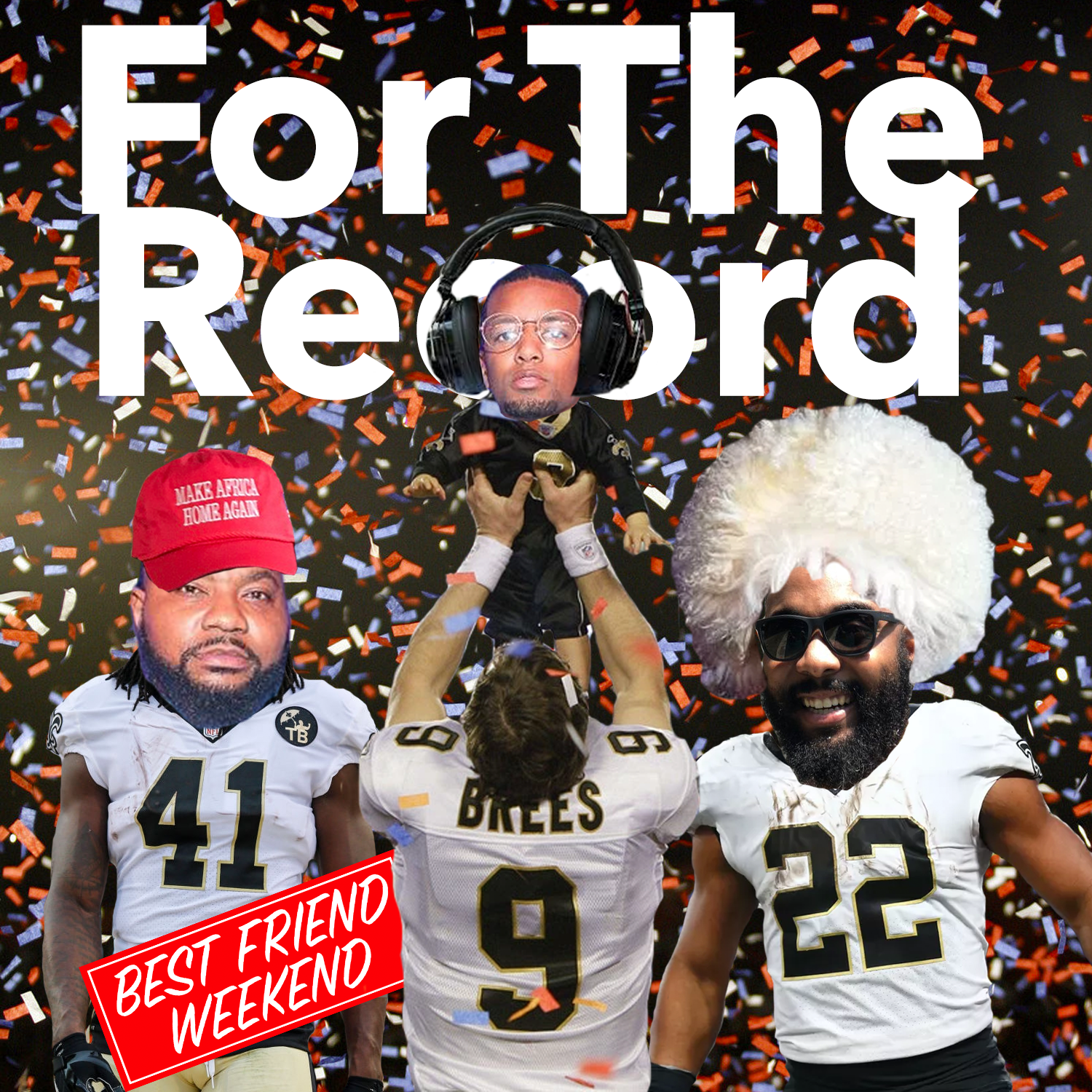 For The Record Cover