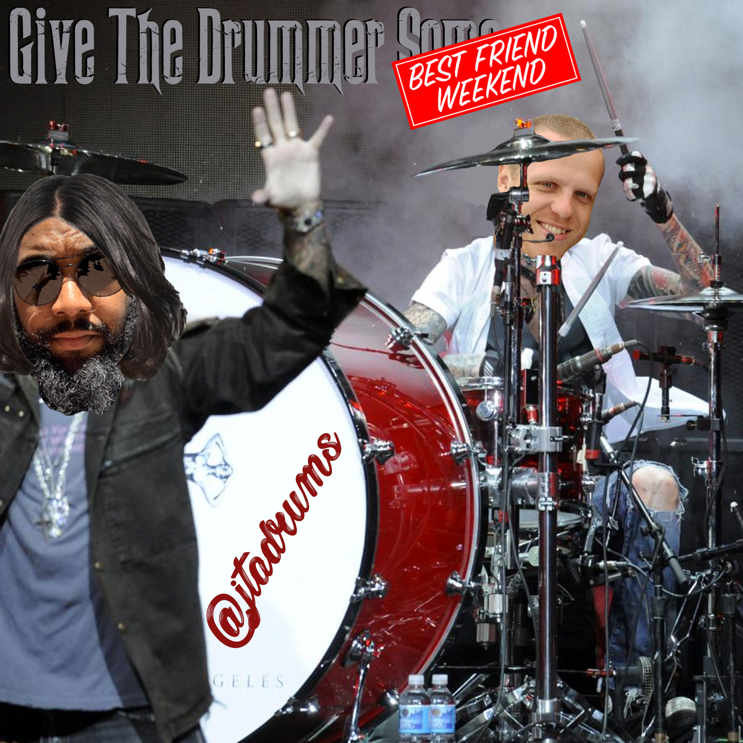 Give the Drummer Some Cover