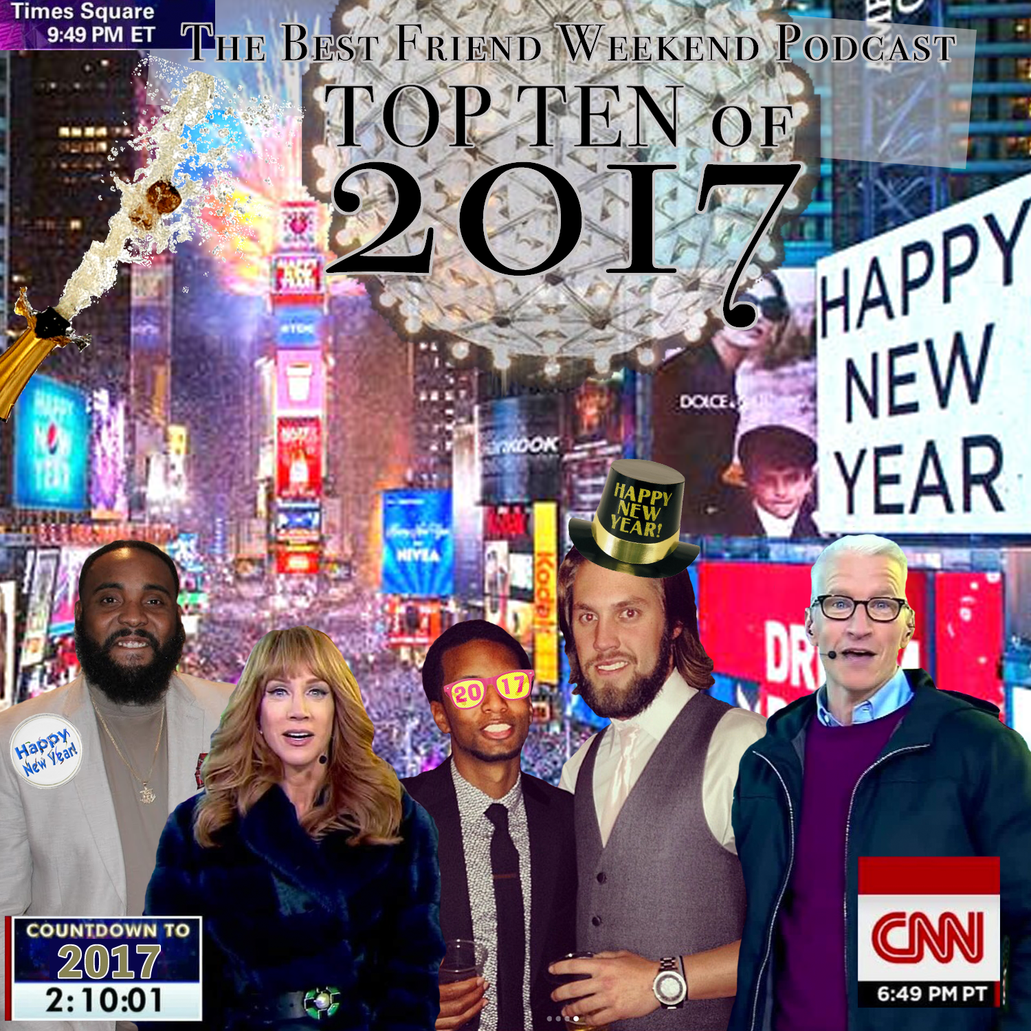 Top 10 of 2017 Cover
