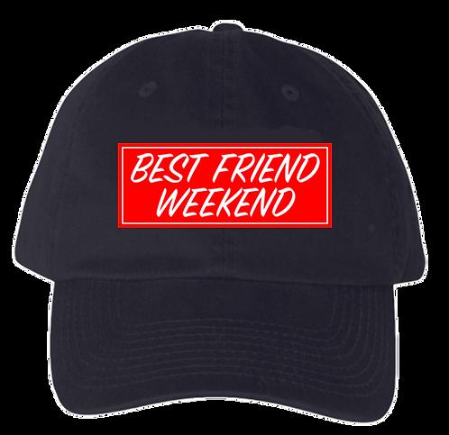 BFW Dad Hat (Fall Navy)