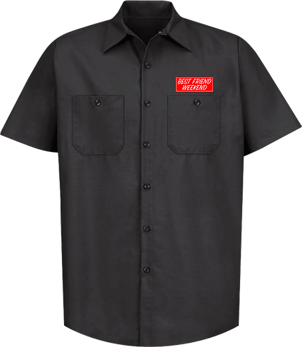 BFW Work Shirt (Black)