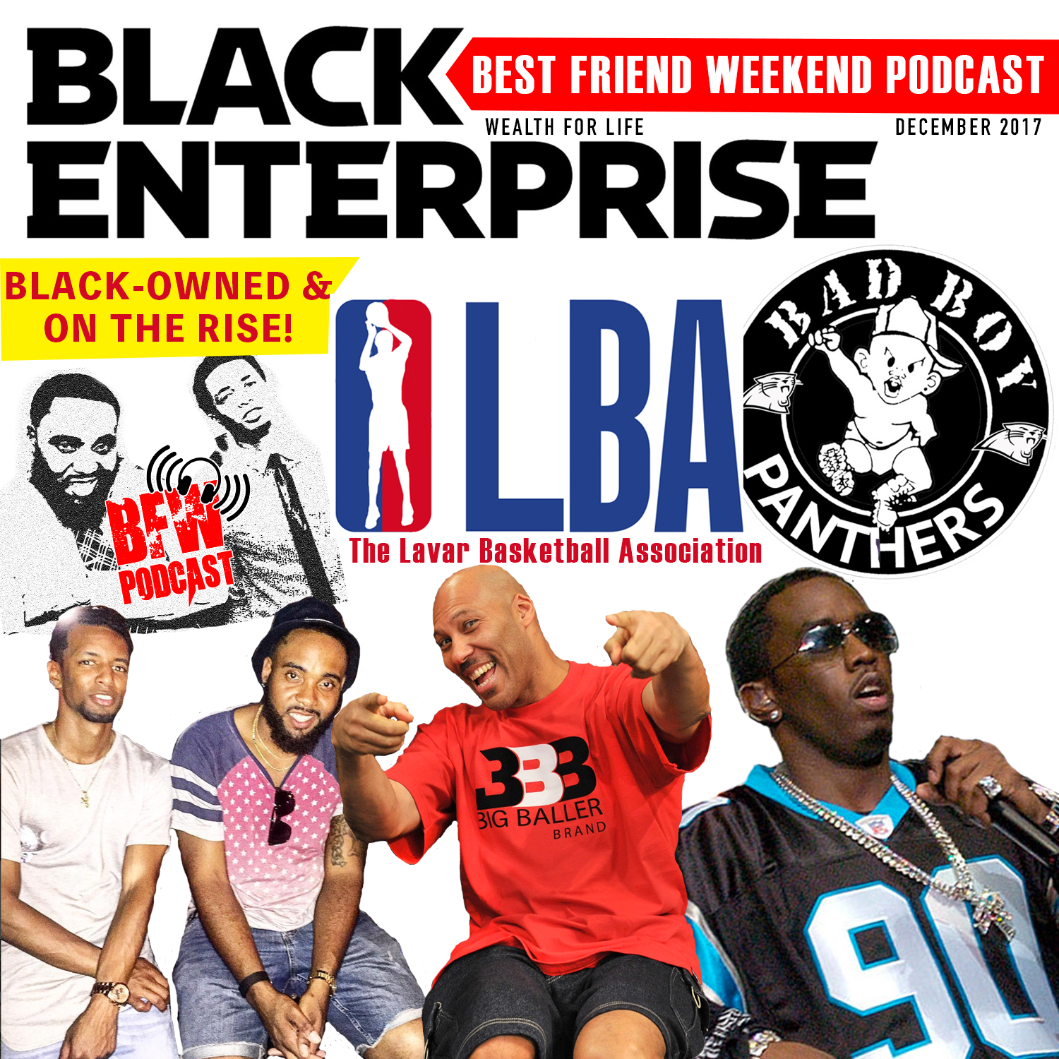 Black Enterprise Cover