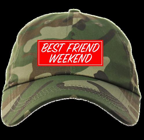 BFW Dad Hat (Spring Camo)