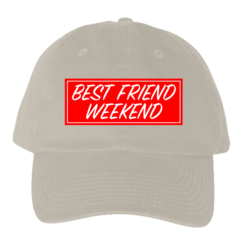 BFW Dad Hat (Fall Khaki)