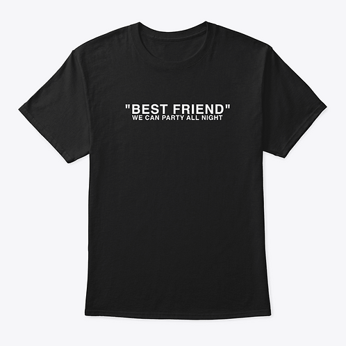 BFW WEEKEND Tee (Black)