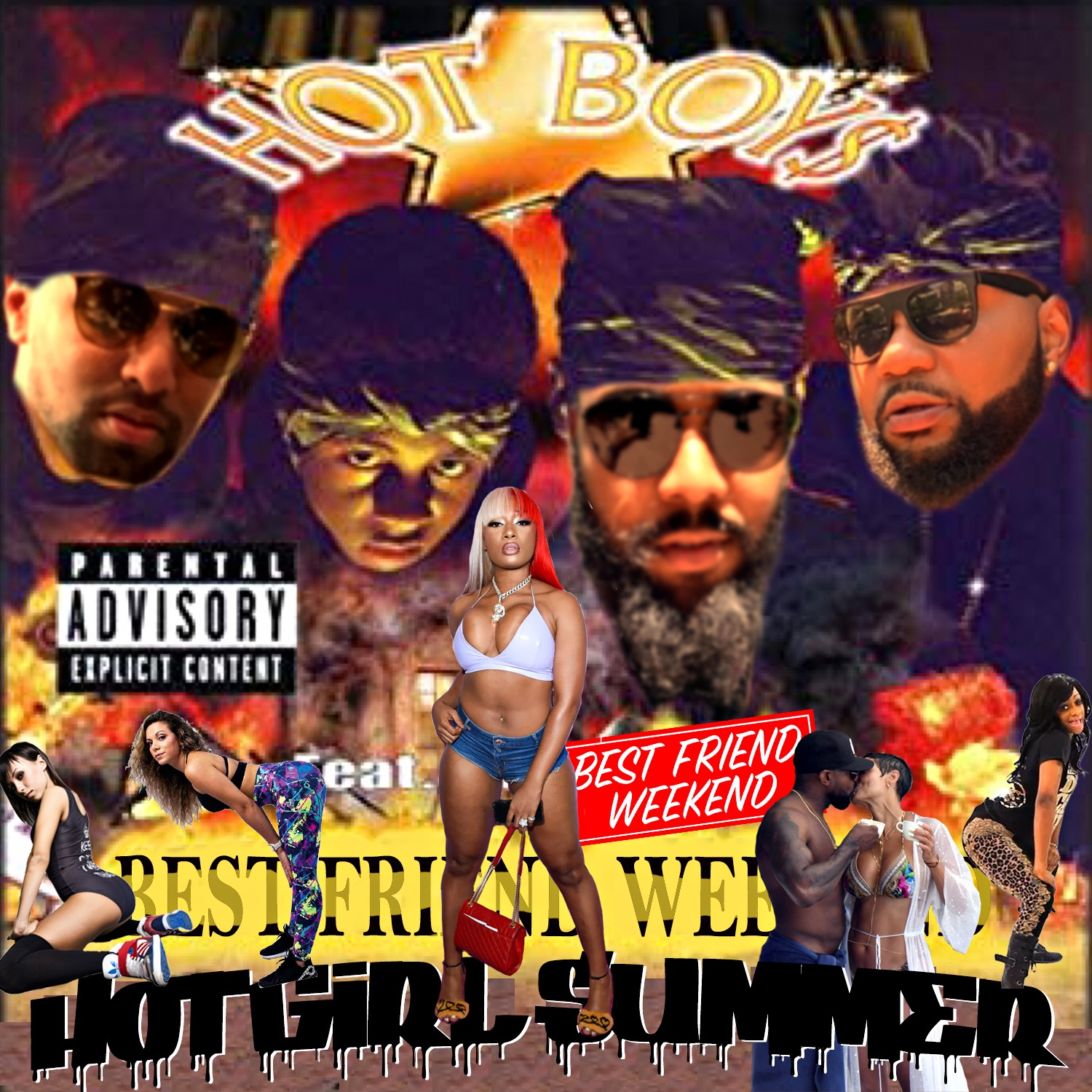 Hot Girl Summer Cover