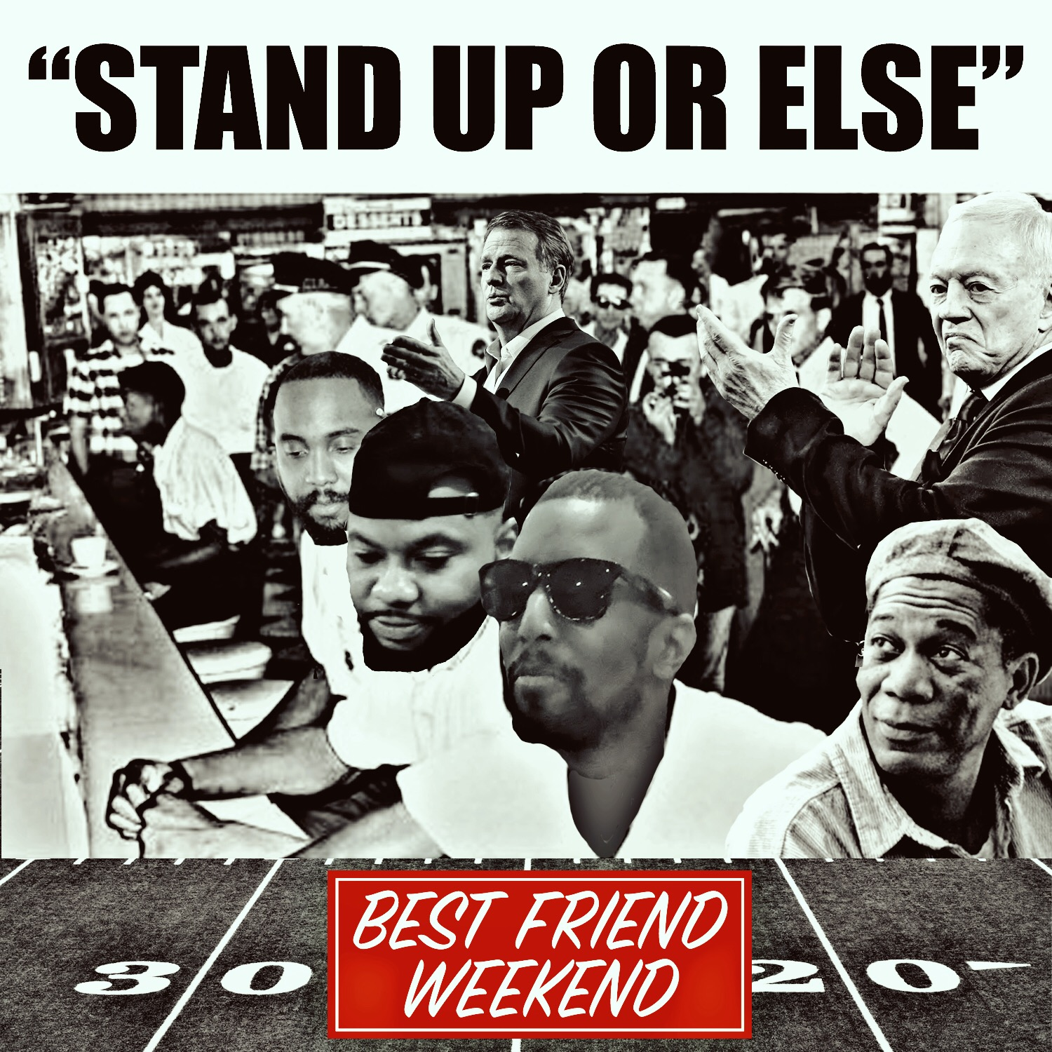 Stand Up Or Else Cover