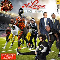 League of Our Own Cover
