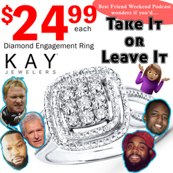 Take It or Leave It Cover