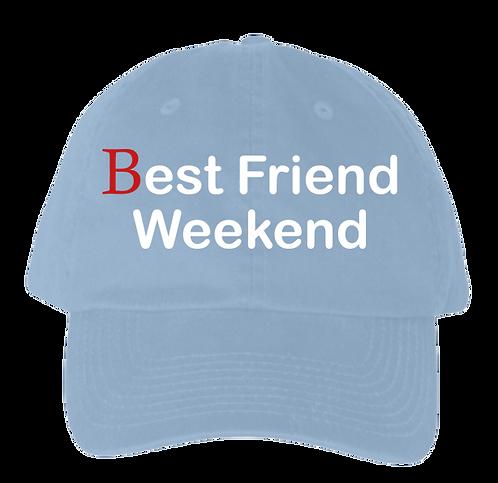BFW Dad Hat (Carolina/White)
