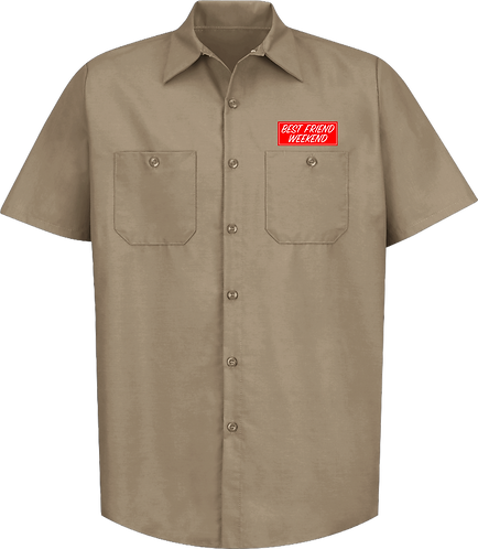 BFW Work Shirt (Khaki)