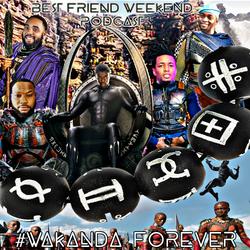 #WakandaForever Cover