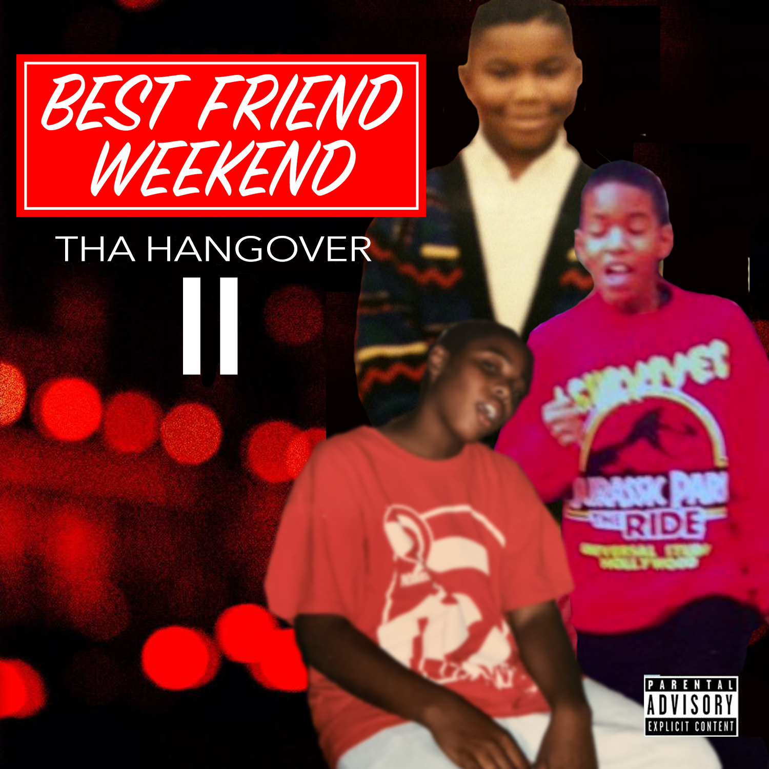 Tha Hangover Part II Cover
