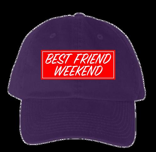 BFW Dad Hat (Fall Purple)