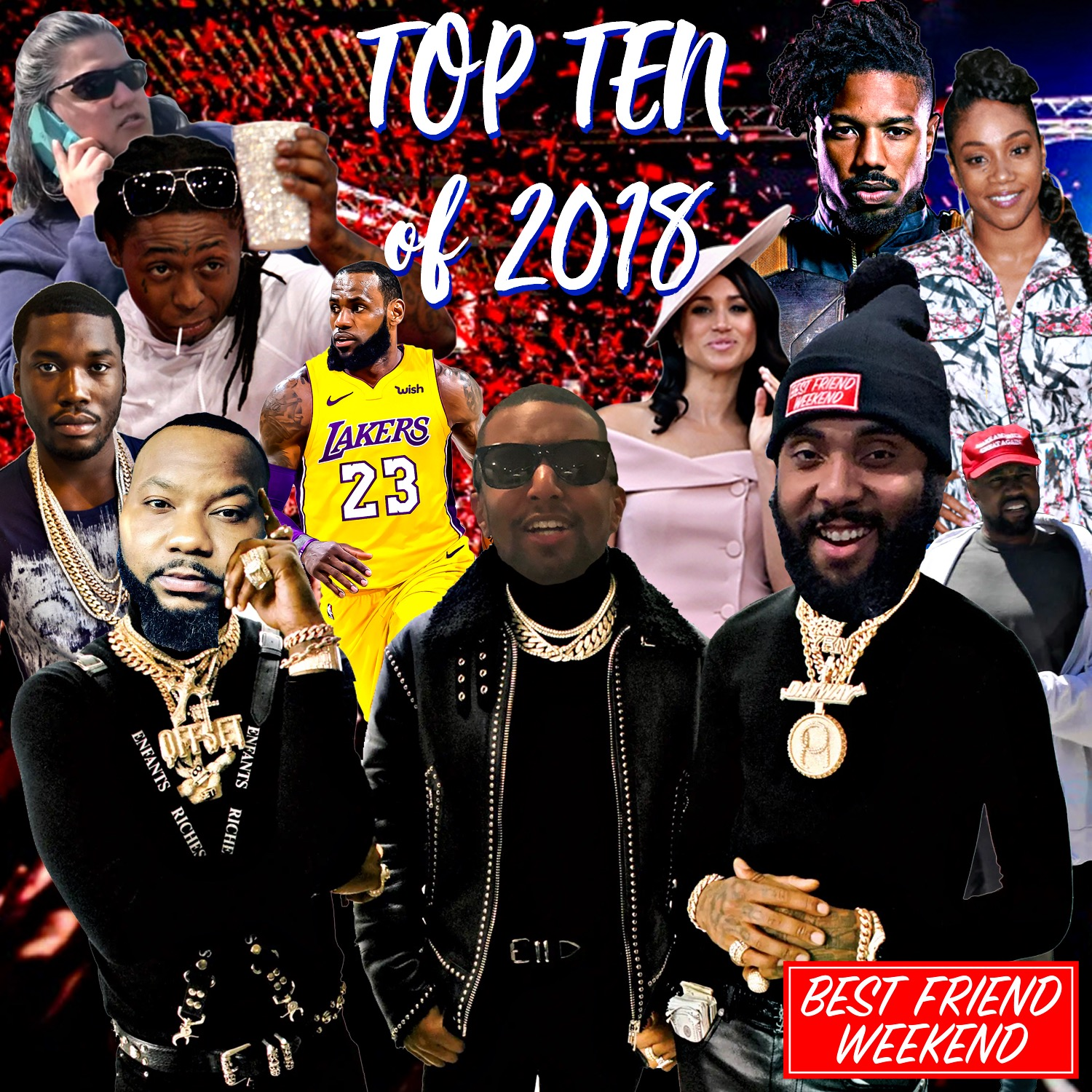 Top Ten of 2018 Cover
