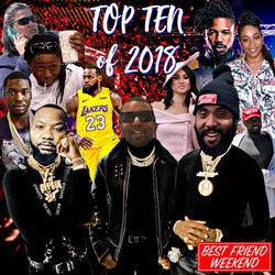 Top Ten of 2018 Cover