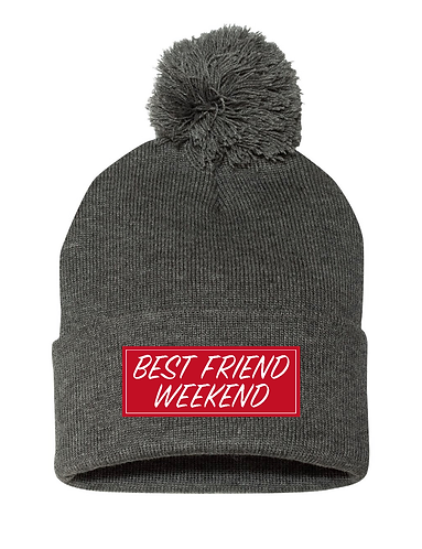 BF Beanie (Heather Gray)