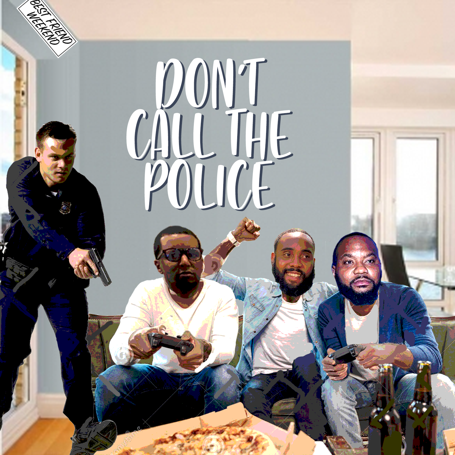Don't Call The Police Cover