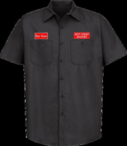 BFW Custom Work Shirt (Black)