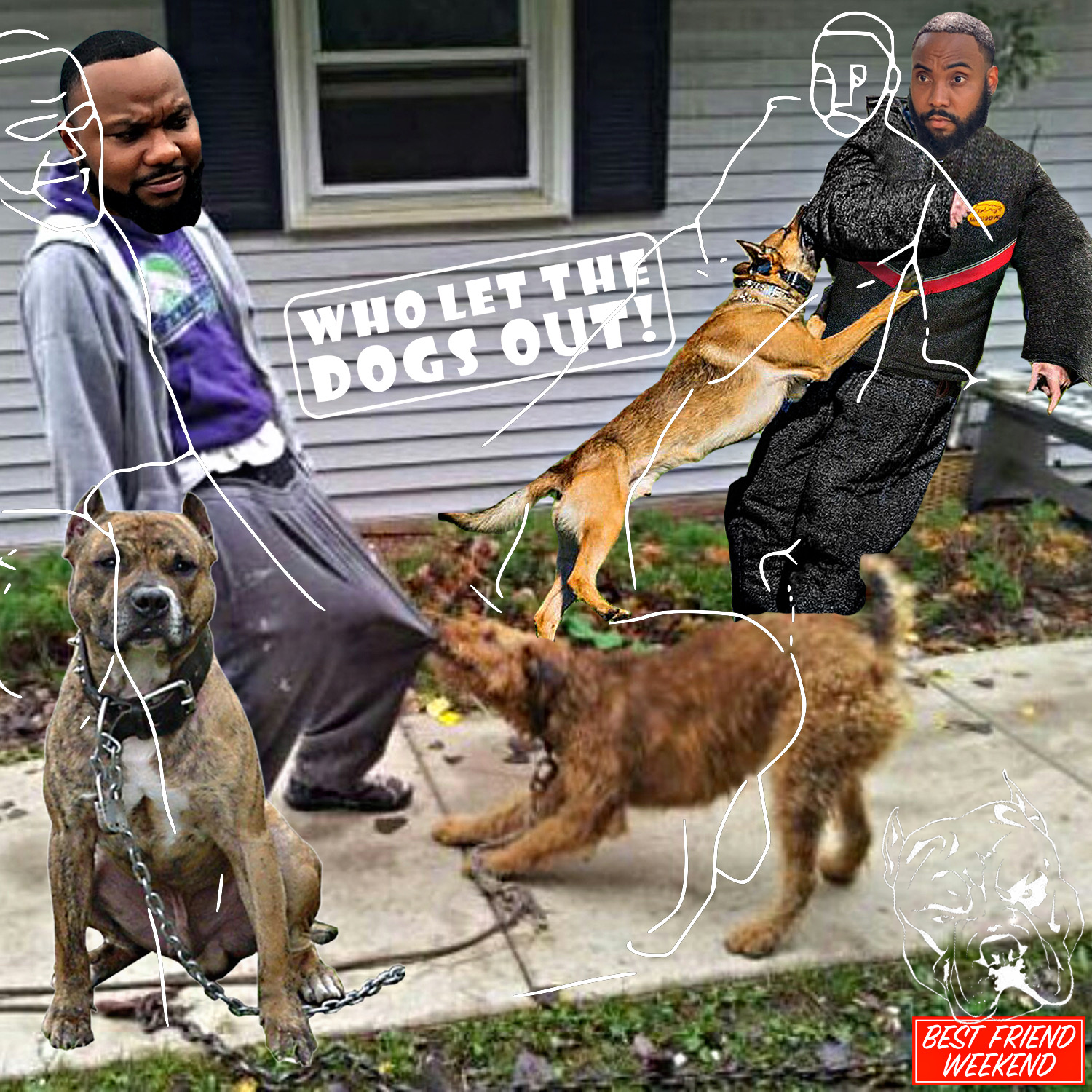 Who Let The Dogs Out? Cover