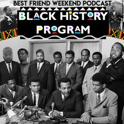 Black History Program Cover