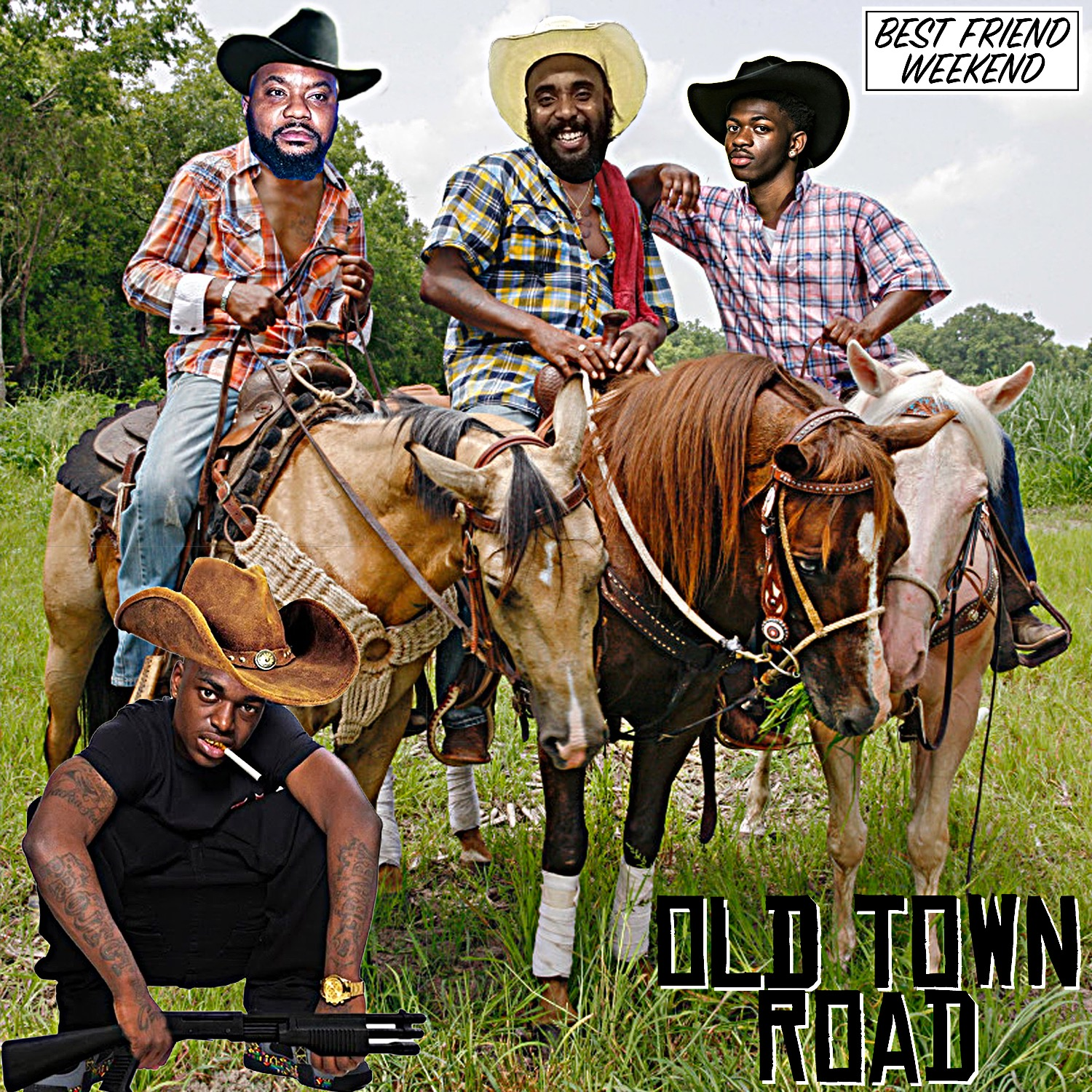 Old Town Road Cover