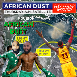 African Dust Cover