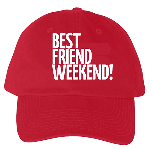 BFW Dad Hat (2020 Red)