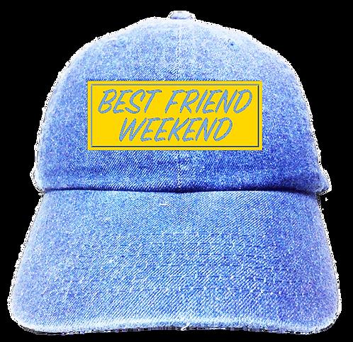 BFW Dad Hat (Spring Jean)
