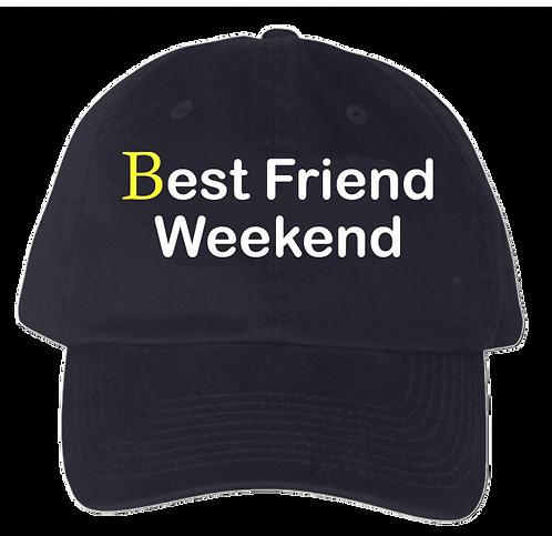 BFW Dad Hat (Navy/YellowB)