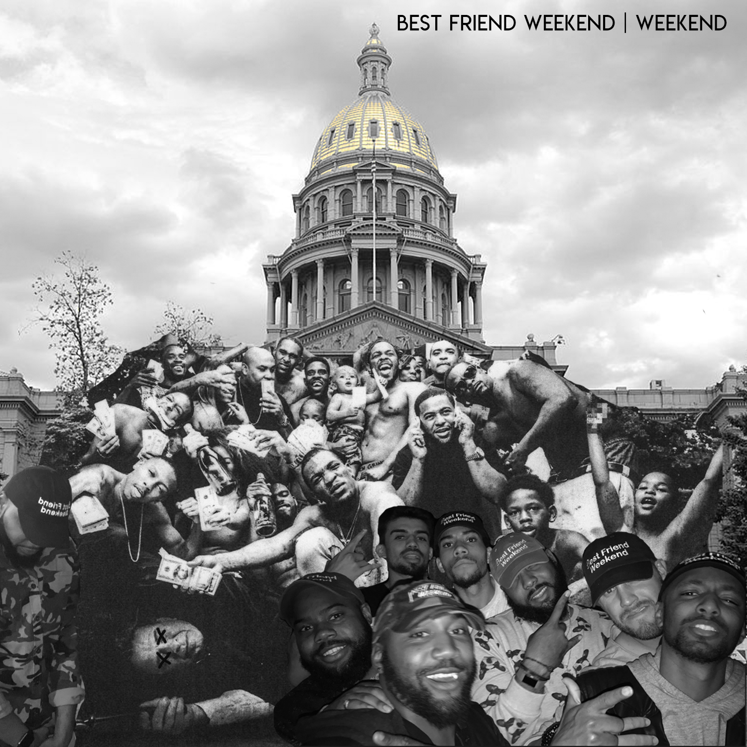Best Friend Weekend Weekend Cover