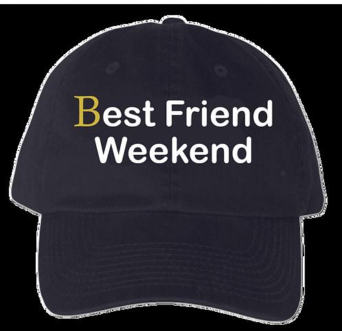 BFW Dad Hat (Navy/White)