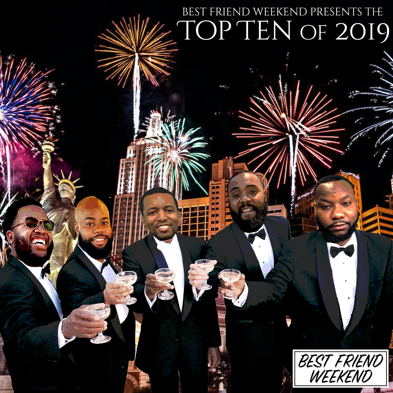 Top Ten of 2019 Cover