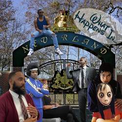 What Happens In Neverland Cover