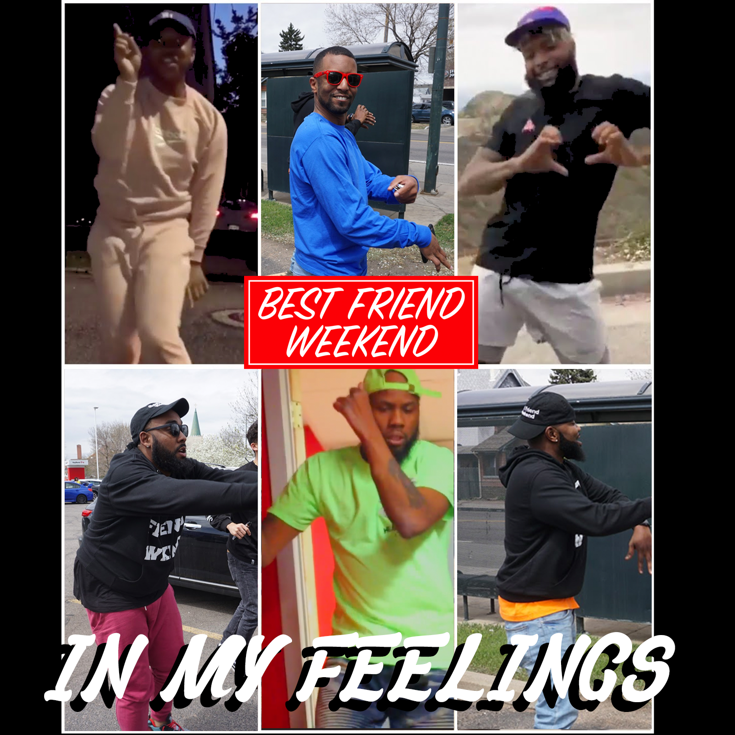 In My Feelings Cover