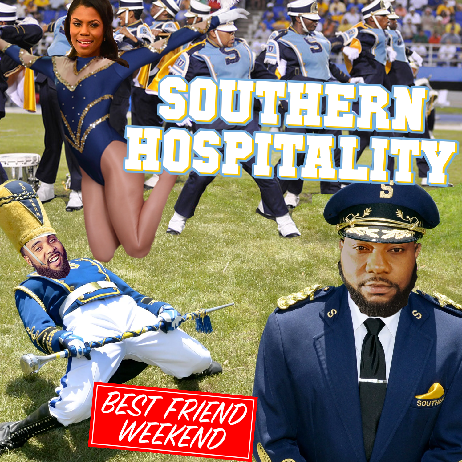 Southern Hospitality Cover