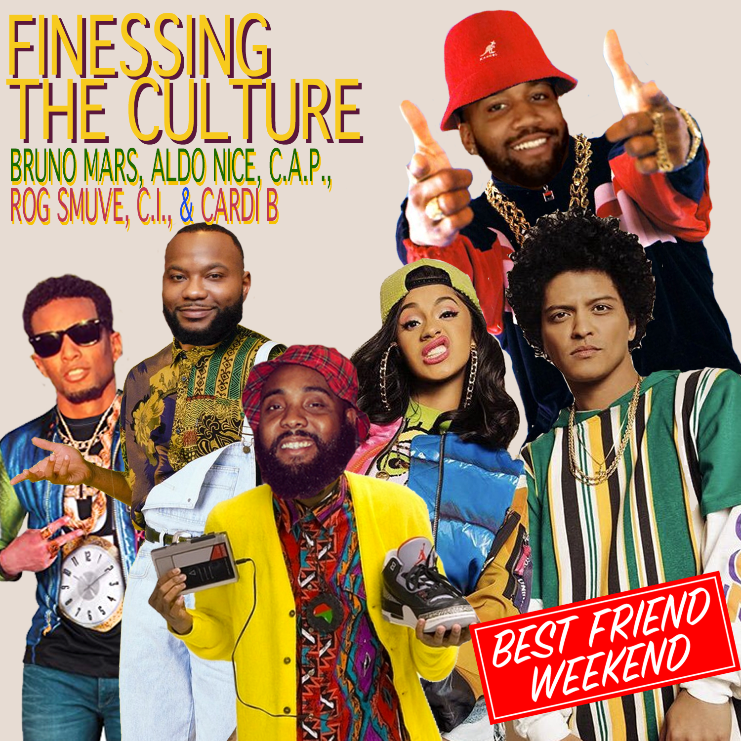 Finessing The Culture Cover