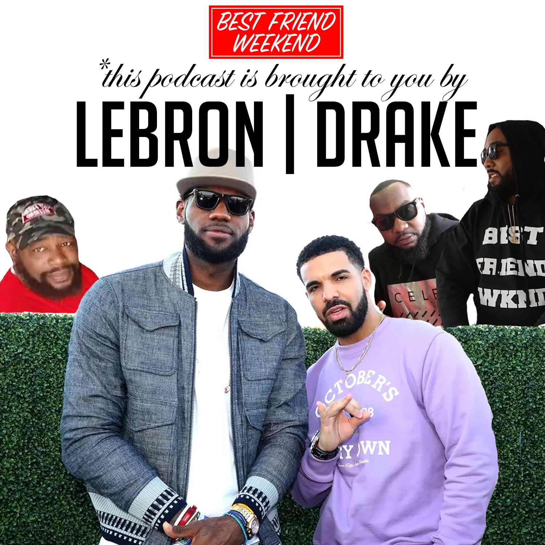 LeBron | Drake Cover