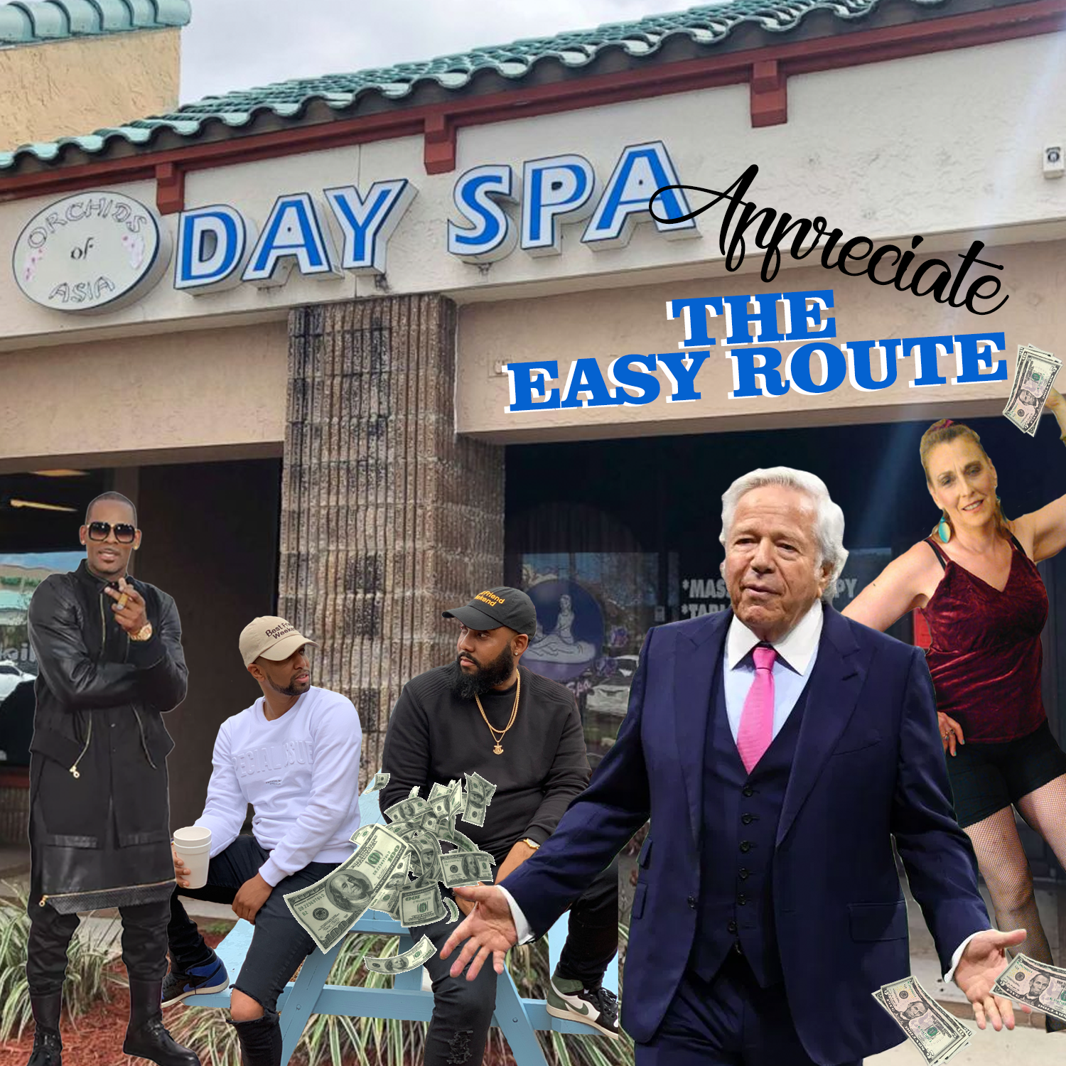 The Easy Route Cover