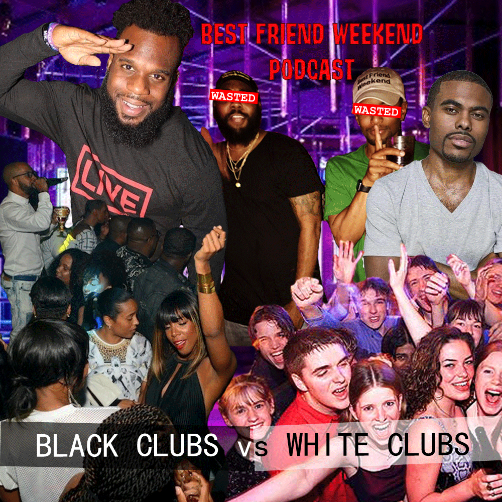 Black Clubs vs White Clubs Cover