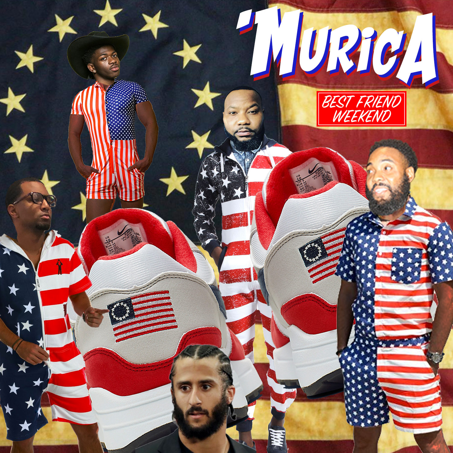 'Murica Cover
