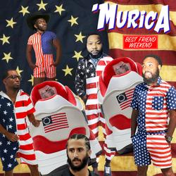 'Murica Cover