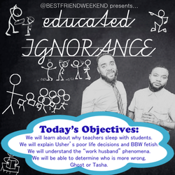 Educated Ignorance Cover