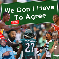 We Don't Have To Agree Cover