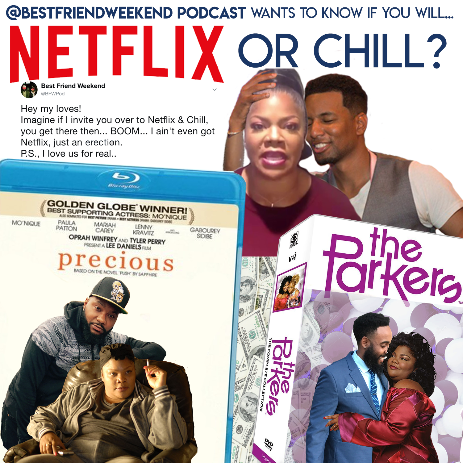 Netflix or Chill? Cover
